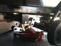 Upgrade Standard Equalized Suspension with EZ FLEX Kit