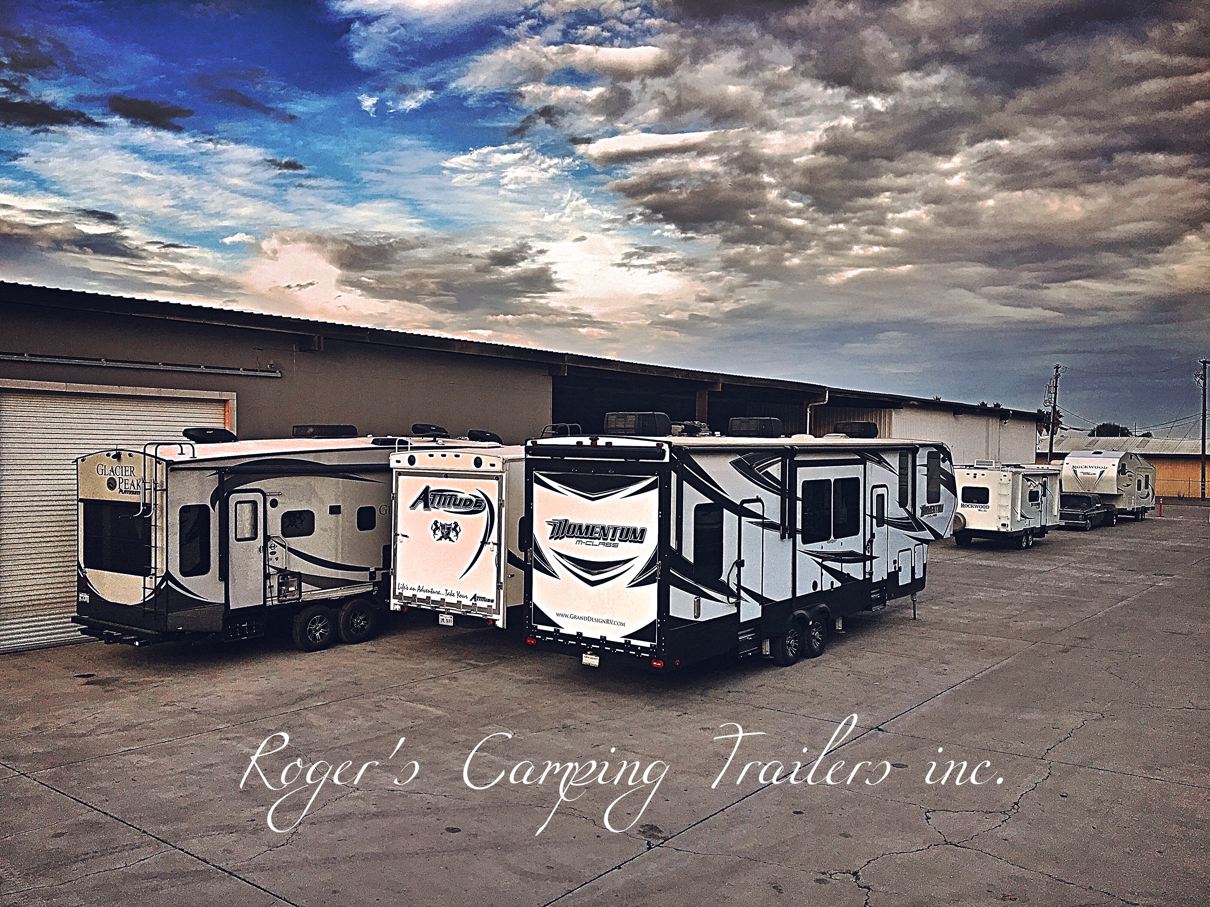 Trailer Amp Rv Services Tracy Ca Roger S Camping