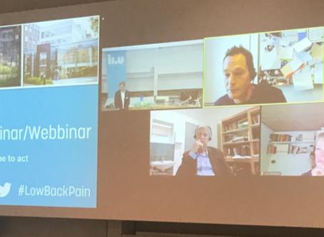 Blog post: Nordic Back Pain Seminar 2018