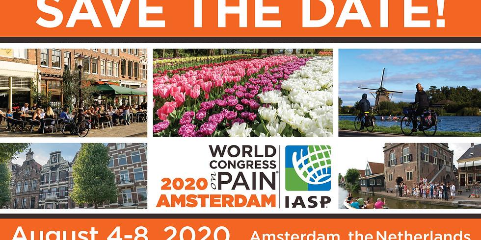 IASP World Congress on Pain Amsterdam
