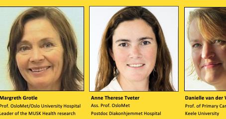 KURS: Prognoseforskning innen helse