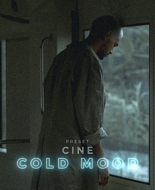 Preset Cine Cold Mood