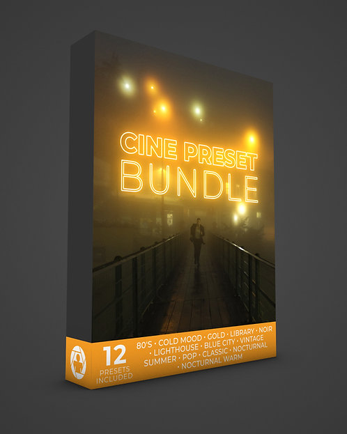 Cine Presets Bundle