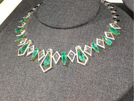 The Jewelry Industry is Shrinking, But Emeralds are Still In... Luckily For Us