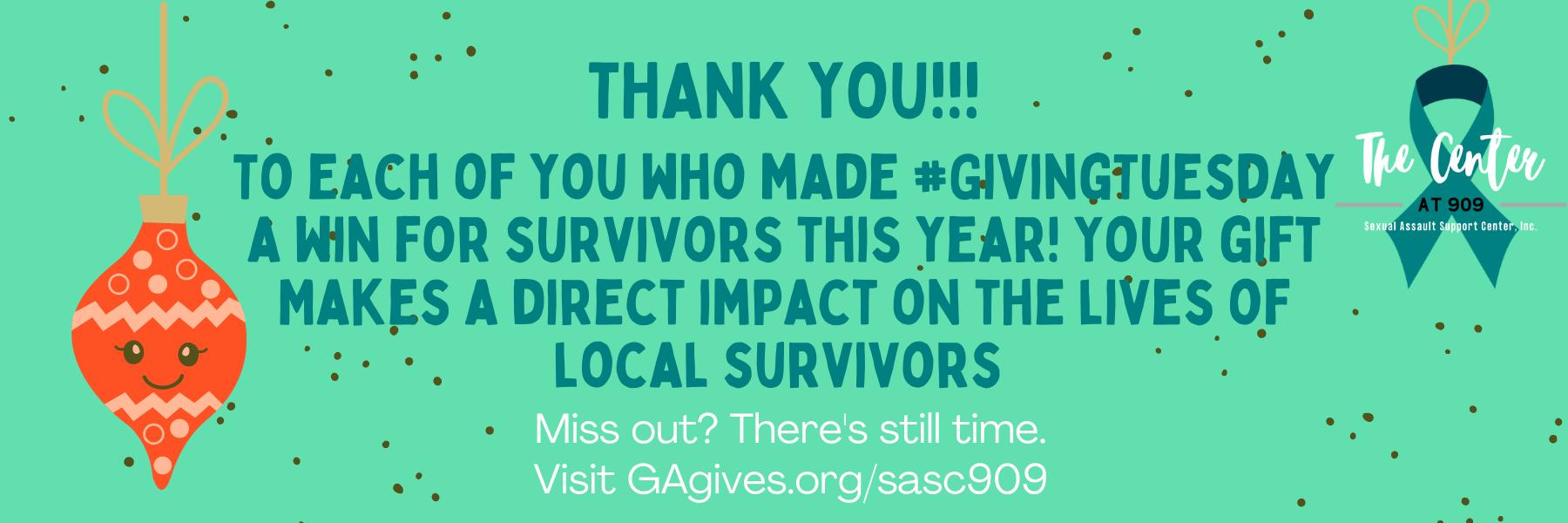 #GivingTuesday thank you (1)