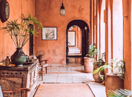 5 Interior Colour Trends for Summer 2019