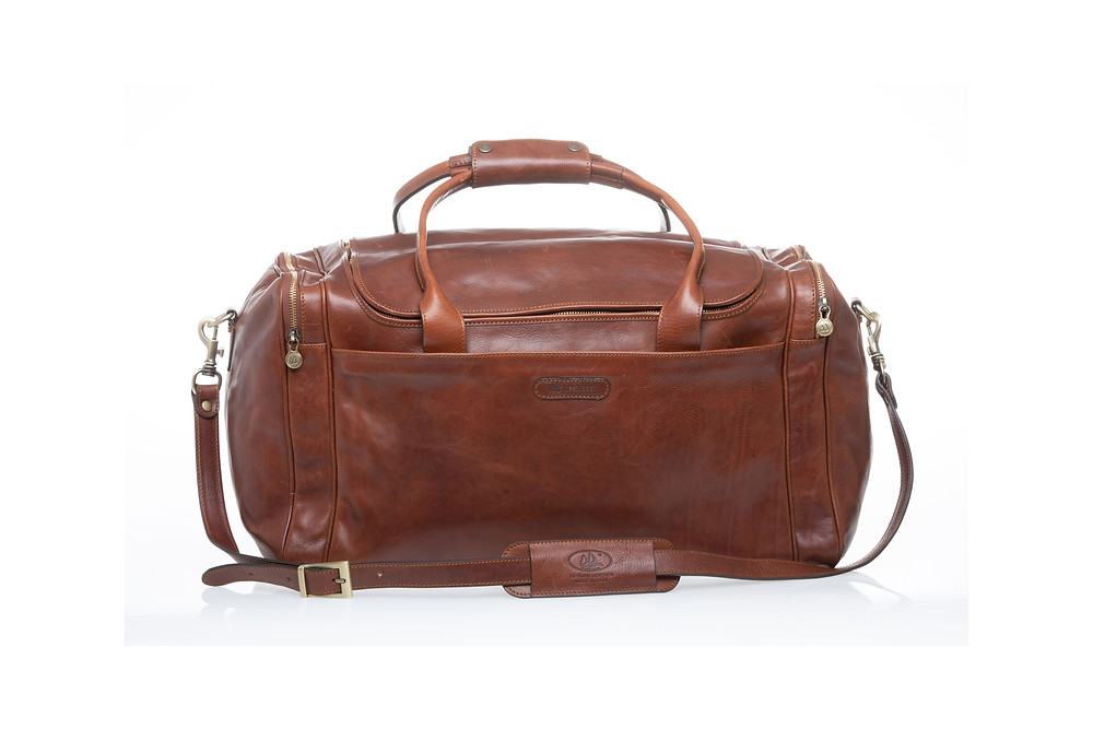 Westwood Leather Travel Bag