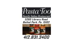 pasta too