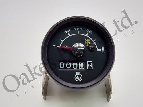 Ford Tractor Tachometer