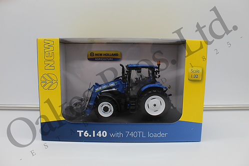 Universal Hobbies T6.140 With Loader