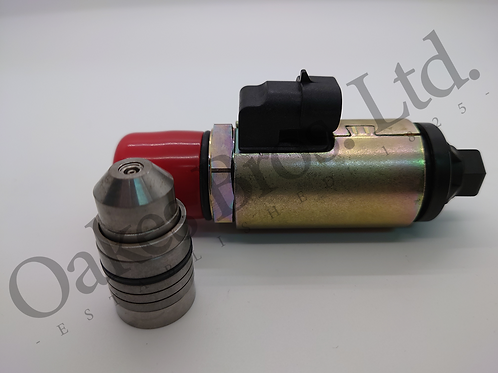 New Holland Front Axle Suspension Control Solenoid