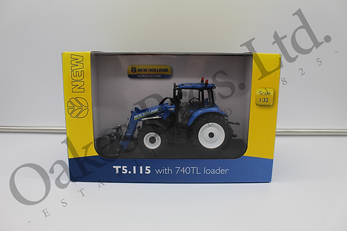 Universal Hobbies T5.115 With Loader