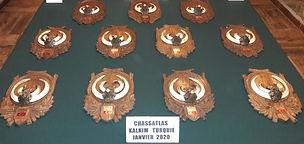Battue de ChassAtlas en Turquie