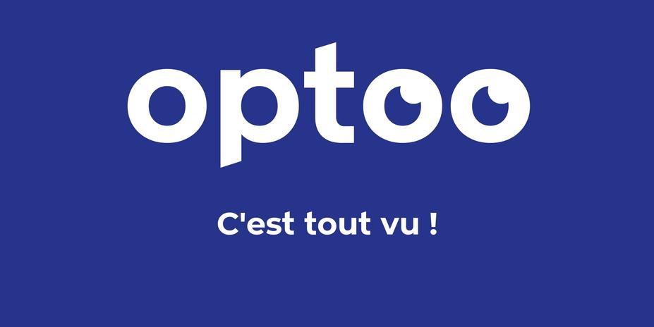optoo logo blanc fond bleu_c'est_tout_vu