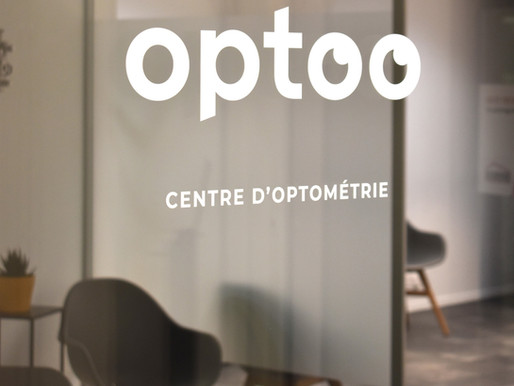 Optoo – Centre d'Optométrie