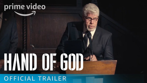 HAND OF GOD - TV SHOW - AMAZON PRIME
