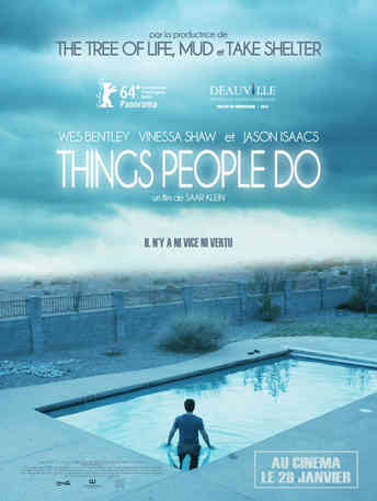 THINGS PEOPLE DO | AFTER THE FALL