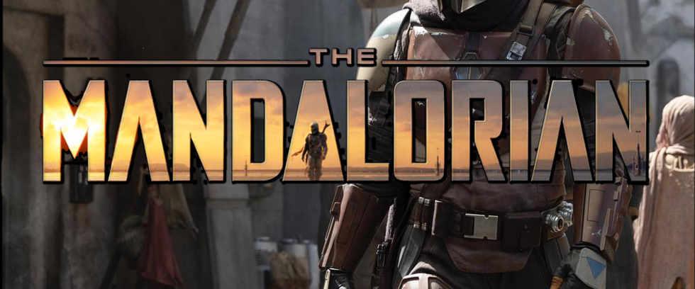 THE MANDALORIAN - STAR WARS - DISNEY+