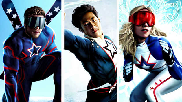 UNITED AIRLINES + U.S. Olympic Team