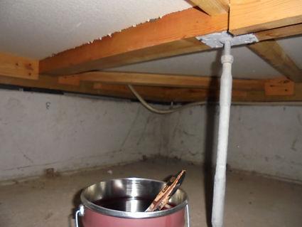 埼玉県狭山市の白蟻駆除、防腐処理、調湿剤はホームリボーン