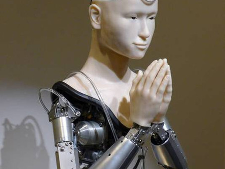 Asia-Pacific Journal shares Heart Sutra Robot excerpt from upcoming Frederik L. Schodt book