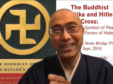 T.K. Nakagaki joins panel discussion on Swastika in America, Jewish and Asian Cultures