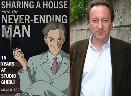 SoraNews24 interviews Steve Alpert on his upcoming memoir and time at Studio Ghibli