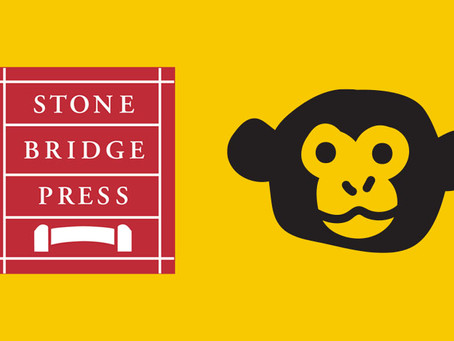 MONKEY and Stone Bridge Press partner for new imprint