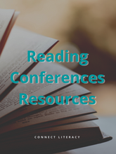 Reading Conference Resources