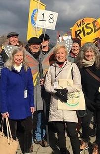 Comunity activism for a better democracy