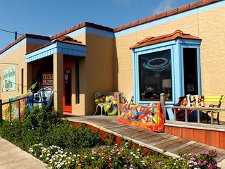 Summer FUN!  Announcing: Rockport Retreat House has purchased Golden Needles and Quilts Shop!