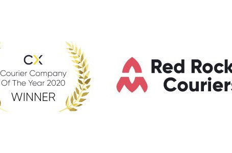 Red Rocket Couriers Wins Courier Company of the Year 2020!
