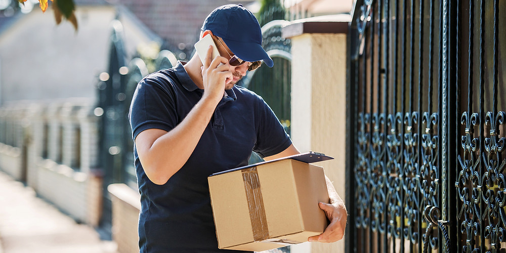 what is a same day courier communication
