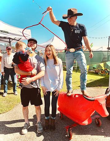 cowboy circus