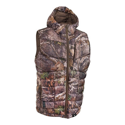 Pulse Packable Down - Hooded Vest