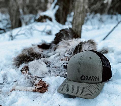 GATOR Heather Grey Richardson Hat