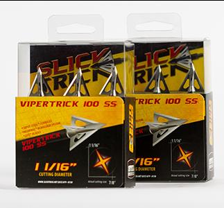 ViperTrick Pro Series - 125 Grain - 3pk