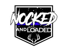 Logo Design - Nocked and Loaded