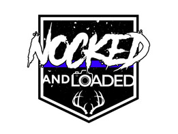 Logo Design - Nocked and Loaded