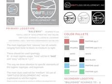 Driftless Development INC Branding Guidlines