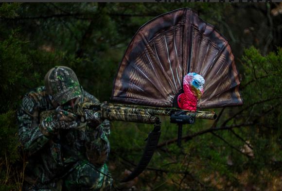 Tominator Turkey Reaper Decoy