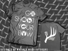 Go Shoot Your Bow tee