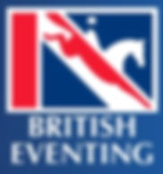 British eventing accretited logo