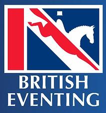 British eventing accretited logo