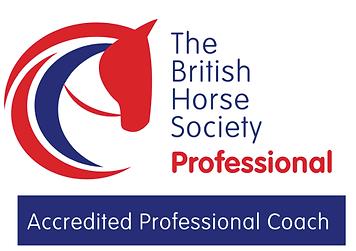 British Horse Society BHS logo