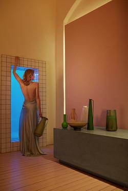 Pols Potten -The Blue room
