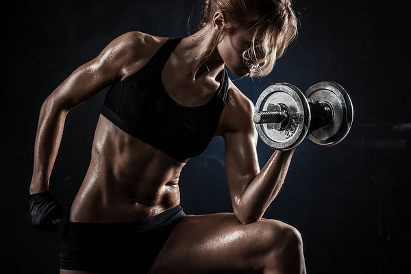 jumpstart your metabolis lift weights