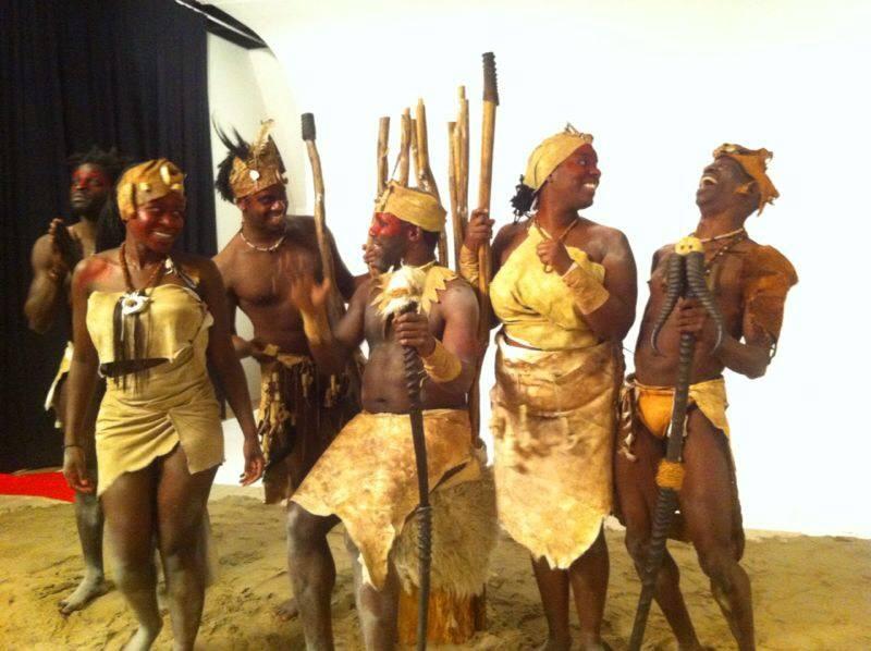 Costumes Kamara's