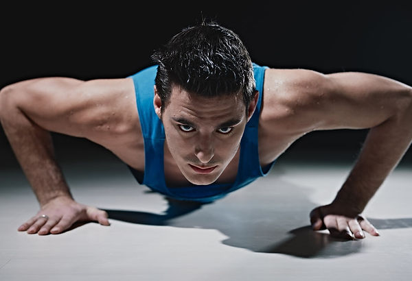 strength-training-and-muscle-gain-pushup