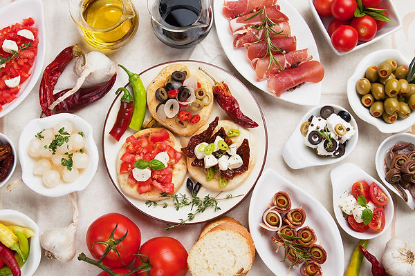 How to Eat Healthy During the Holidayss Tapas Mediterranean
